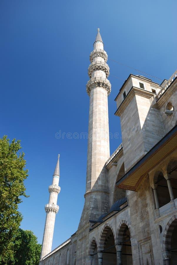 Minareti immagini stock libere da diritti
