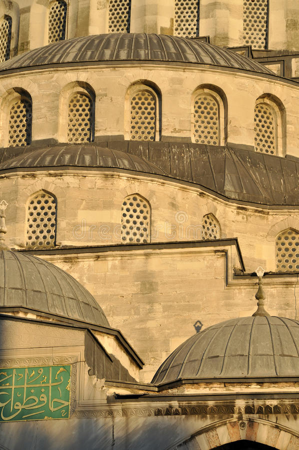 minaretmoské arkivfoto