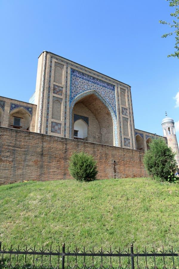minaretowy meczetu zdjęcia royalty free