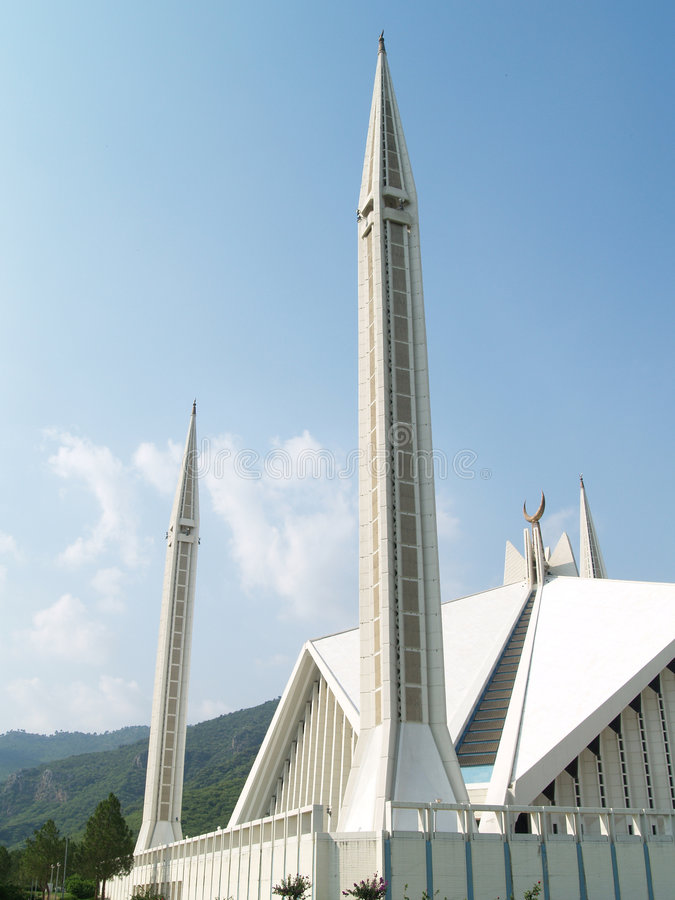 minarety meczetowi fotografia stock