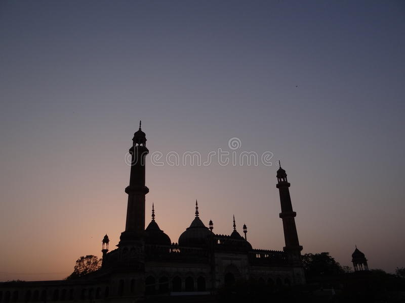 Minars da paz fotografia de stock royalty free