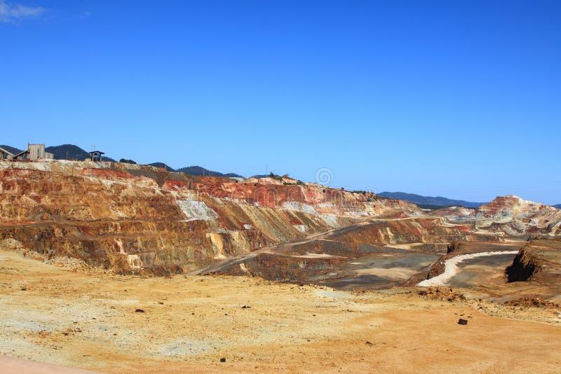 Download Minas De Riotinto, Nerva. Huelva Province, Andalus Stock Photo - Image of acid, copper: 34148316