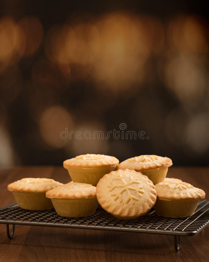 Mince Pies royalty free stock photo