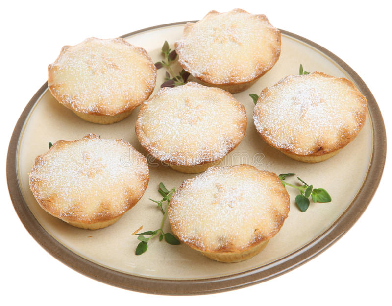 Download Mince Pies With Icing Sugar Dusting Stock Image - Image: 17900195