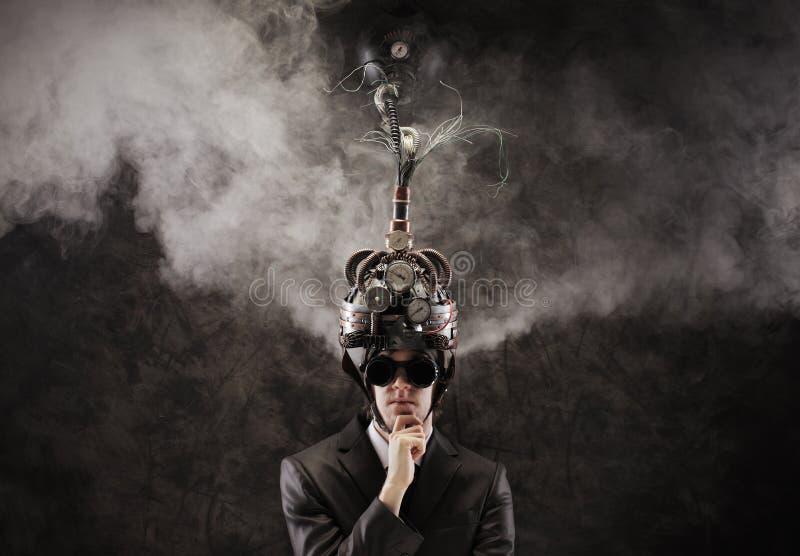 Mind control stock photos