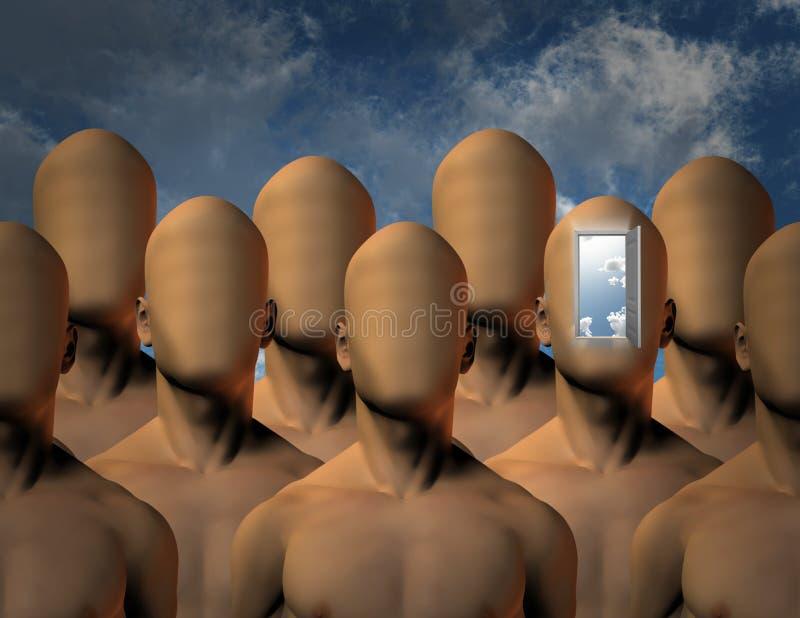 Download Mind Opening Stock Image - Image: 16521871