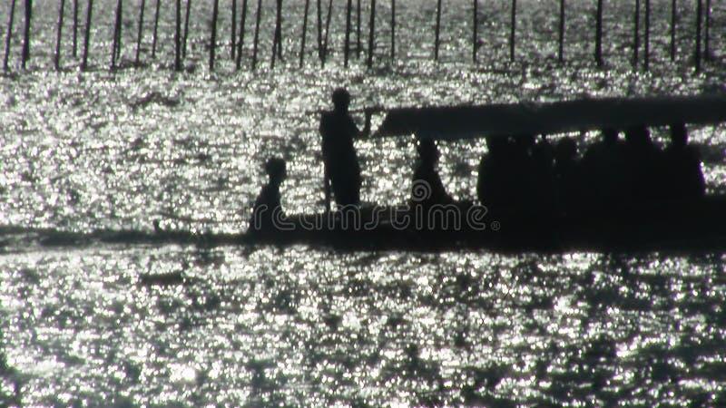 Mindanao transport, Filipiny zdjęcie stock