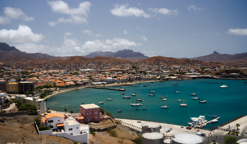Mindelo, Cabo Verde, arquitectura da cidade