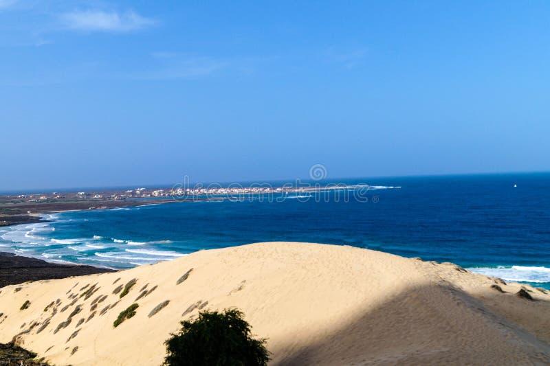 Mindelo - sao Vicente - Cabo Verde foto de archivo libre de regalías