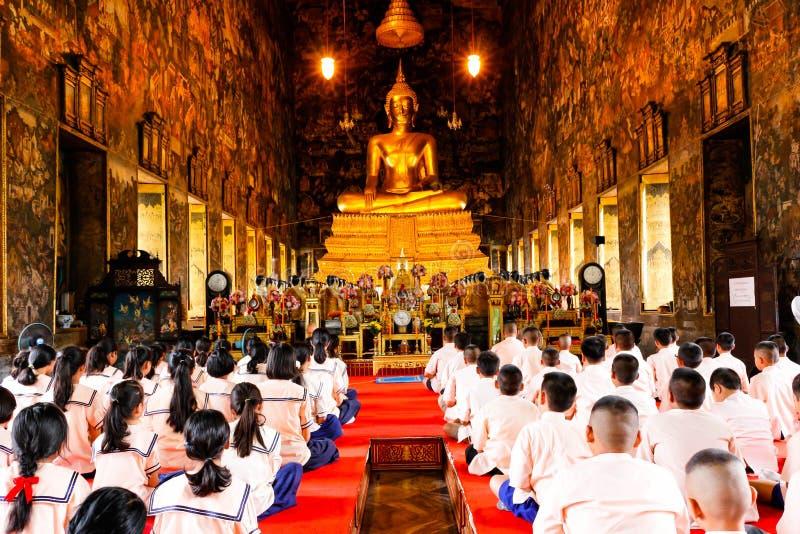 Mindfulness w umysle medytacją obrazy royalty free