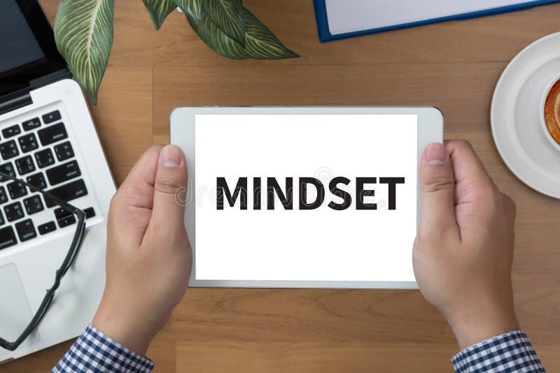 mindset стоковое изображение