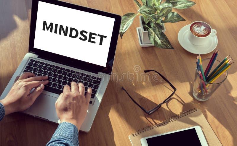 mindset стоковая фотография