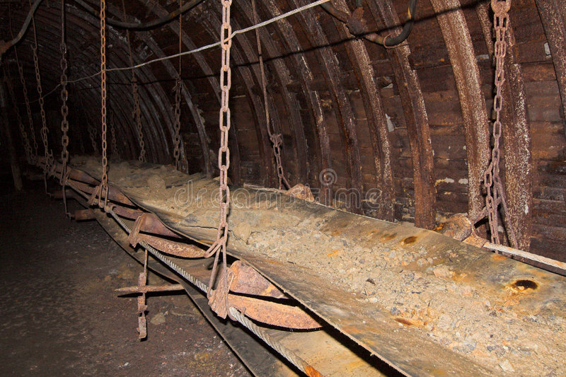 Download Mine stock photo. Image of belt, cellar, wall, tunnel - 4470910