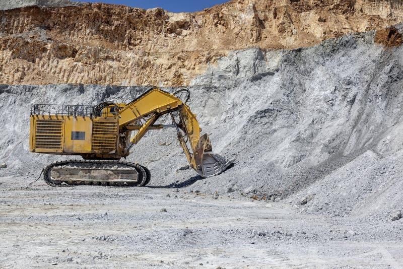 Mine de tonnelier - exploitation à ciel ouvert 7 image libre de droits