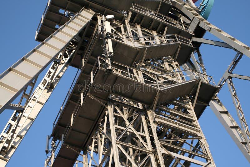 Mine industrielle photographie stock libre de droits