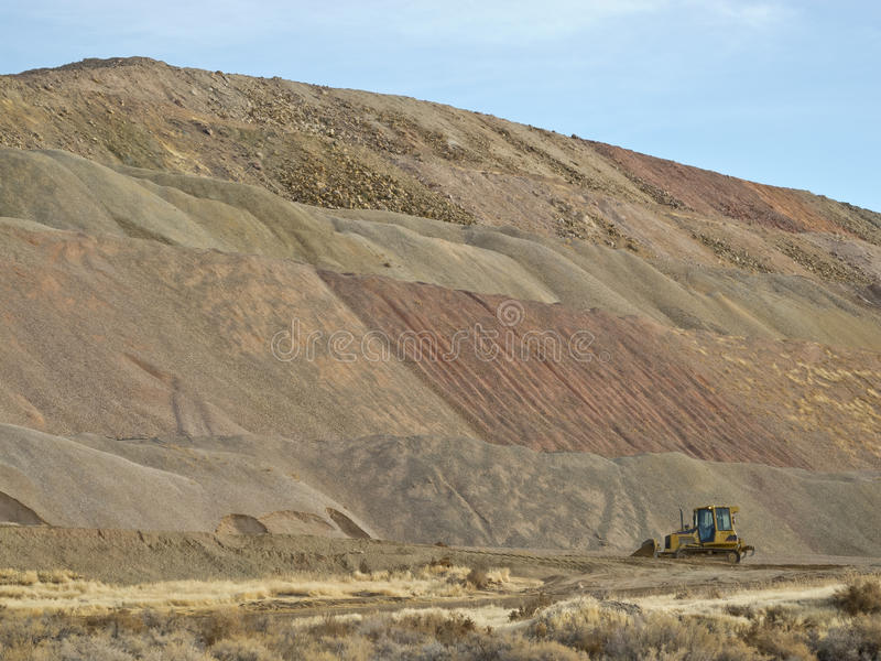 Download Mine Operations At Sulphur, Nevada Stock Photo - Image: 22924404