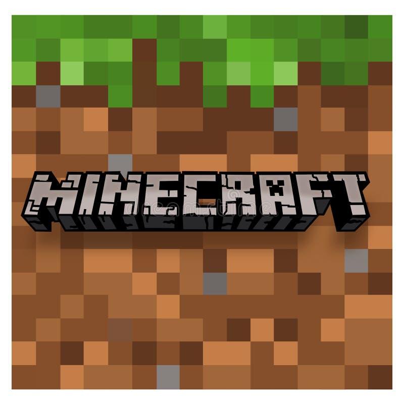 Logo Minecraft Stock Illustrations 41 Logo Minecraft Stock