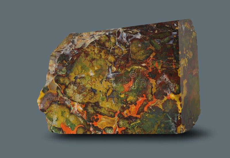 Mineração mineral fotografia de stock