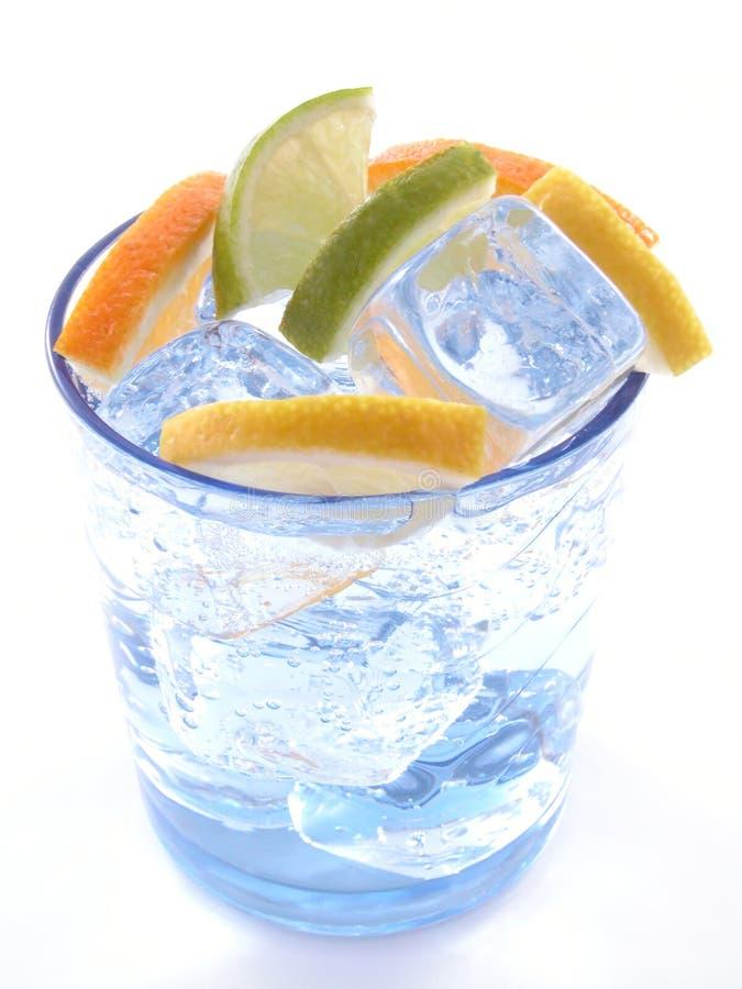 Mineraalwater royalty-vrije stock afbeeldingen