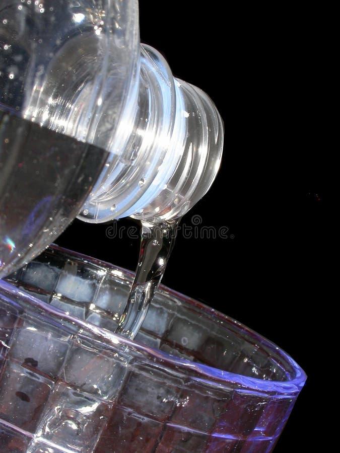 Mineraalwater royalty-vrije stock foto's