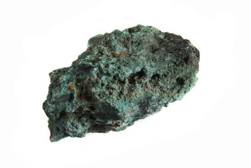 Minerai de malachite photos stock