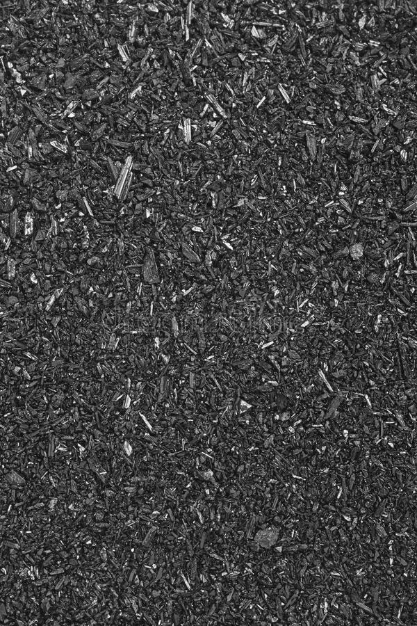 Mineral background detail in black and white. Vertical stock photography