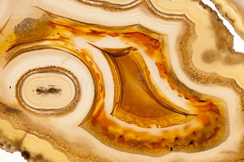 Mineral congregado de la ágata foto de archivo libre de regalías