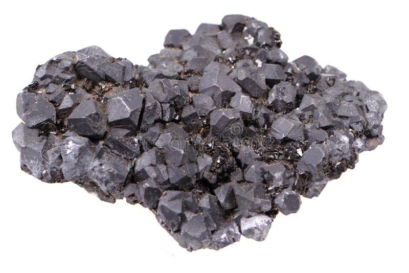 Mineral do galeno isolado imagem de stock