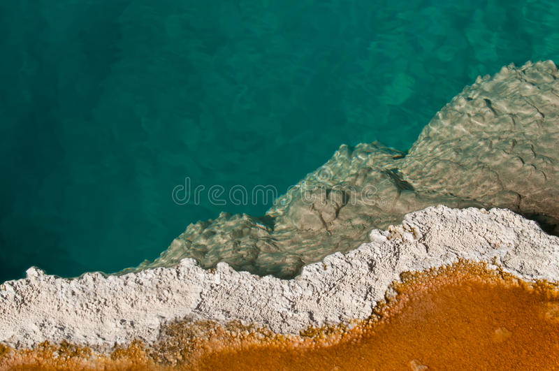 Download Mineral Pool In Yellowstone Stock Photo - Image: 22719564