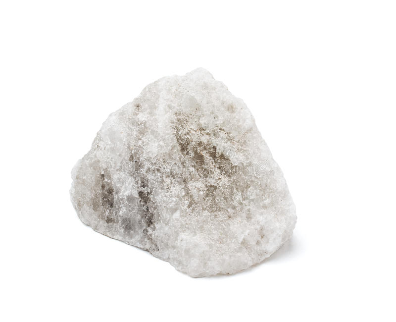 Mineral salt royalty free stock photography