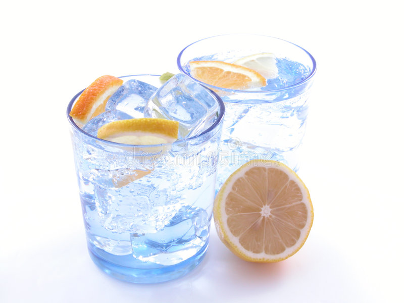 Mineral water stock photos