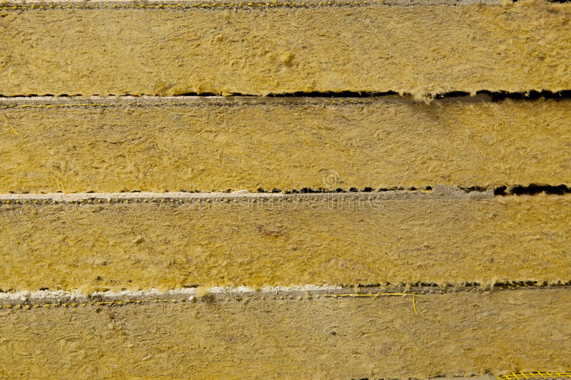 Mineral wool royalty free stock photo