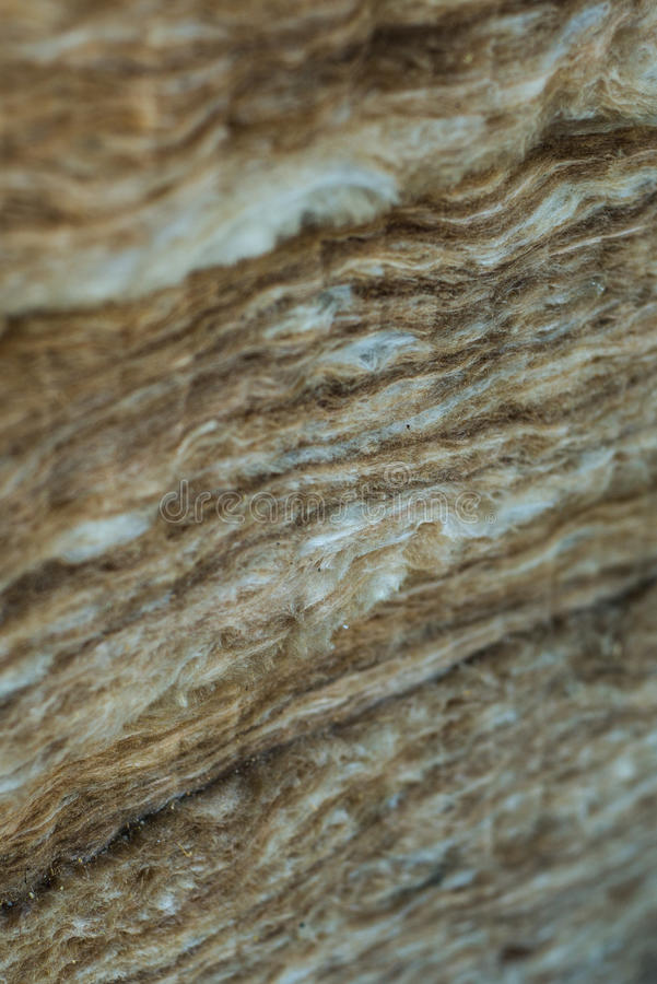 Mineral wool royalty free stock photography