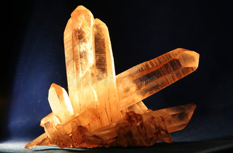 Minerale fotografie stock