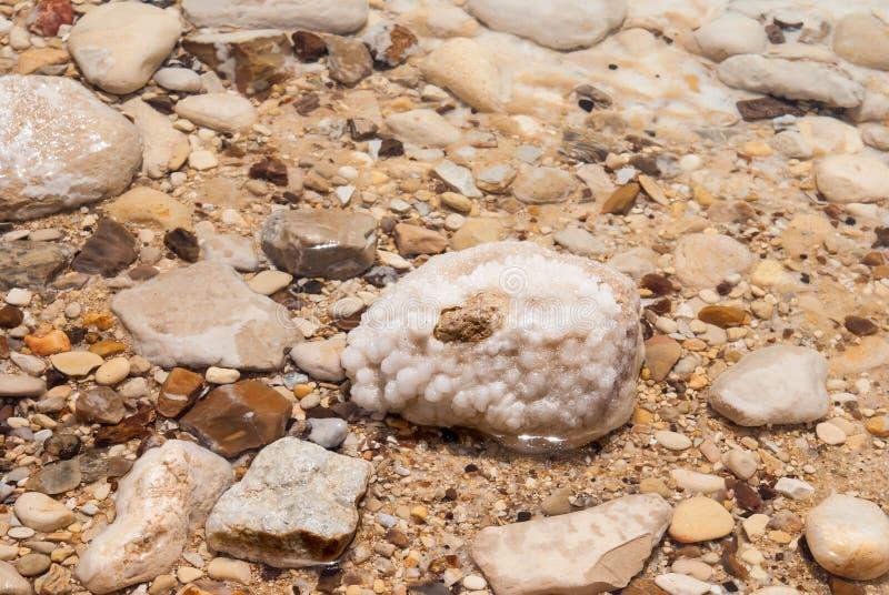 Mineralen van Dode Overzees royalty-vrije stock foto's