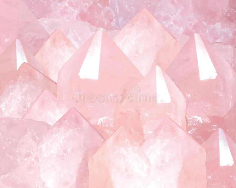 Minerales del fondo imagen de archivo