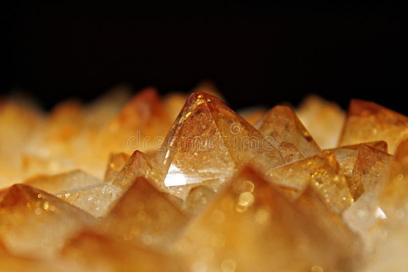 Mineralfelsen stockbild