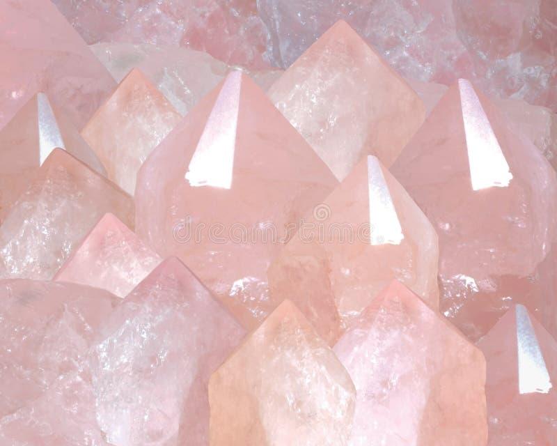Minerali del fondo fotografia stock