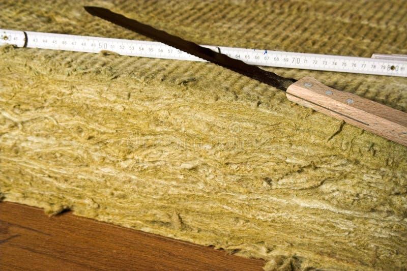 mineralisk ull arkivfoton