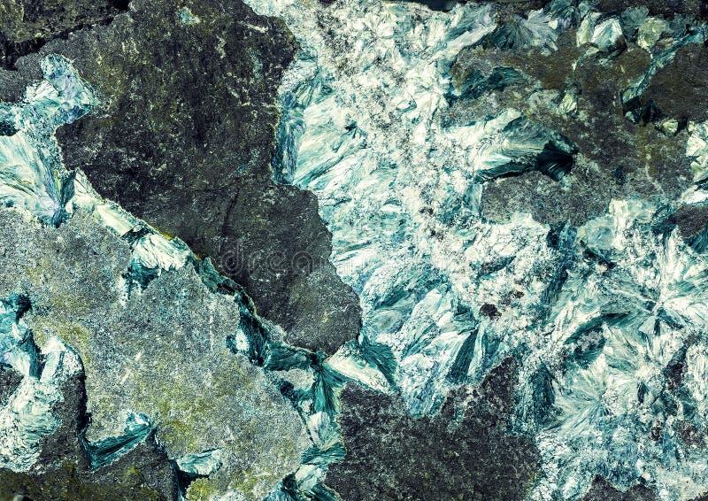 Download Mineralizacja zdjęcie stock. Obraz złożonej z geom, glaciate - 53782424