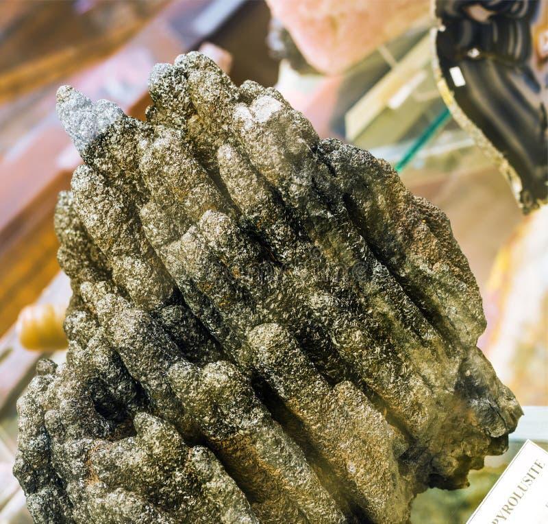 mineralogía imagen de archivo