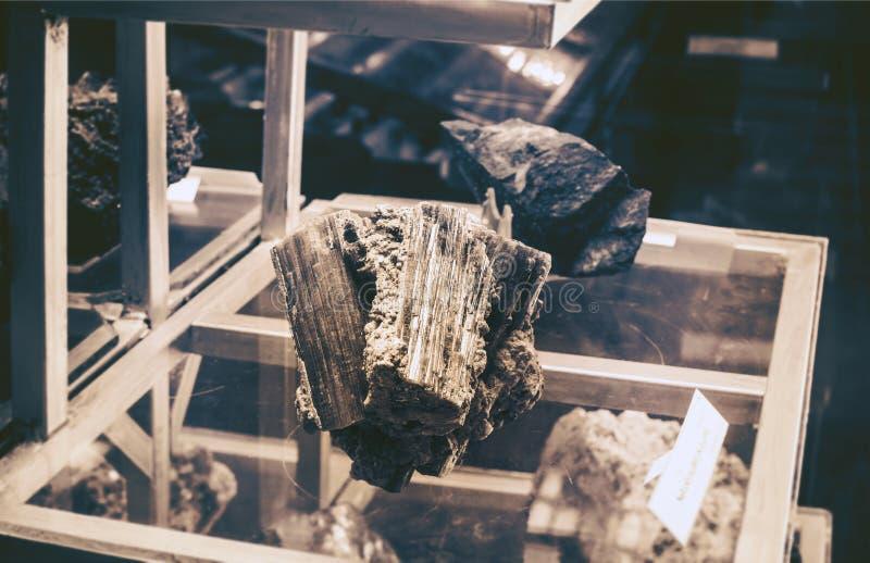 Mineralogy stock photography