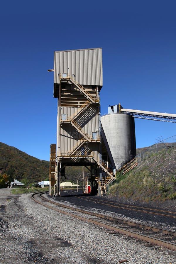 Mines de charbon photographie stock libre de droits