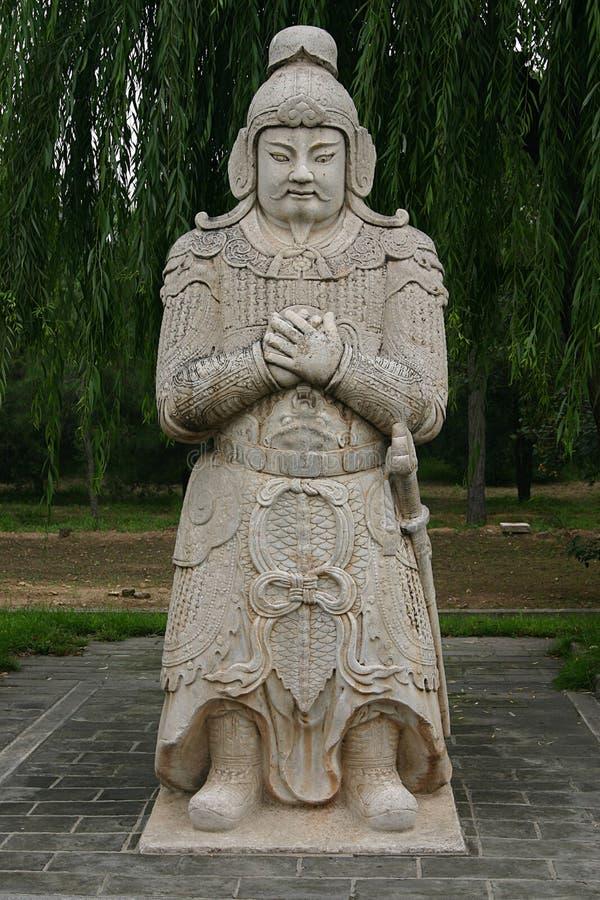 ming的坟茔 免版税库存照片