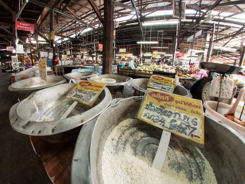 Ming Muang Market photo libre de droits