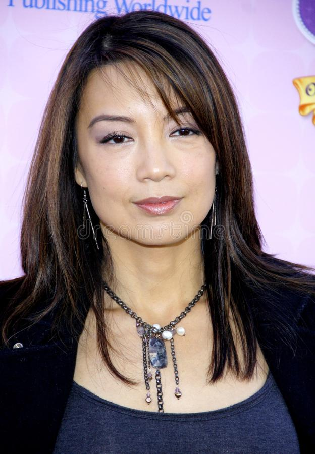 Ming-Na Wen photos stock