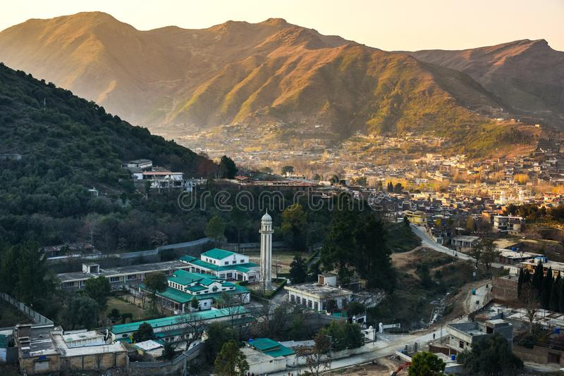 Mingora Paquistán imagenes de archivo