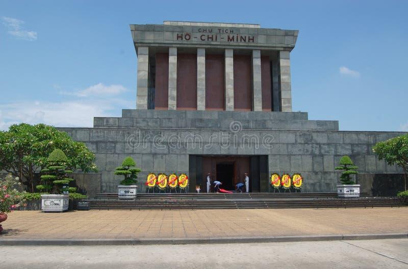 minh мавзолея ho хиа стоковые фото
