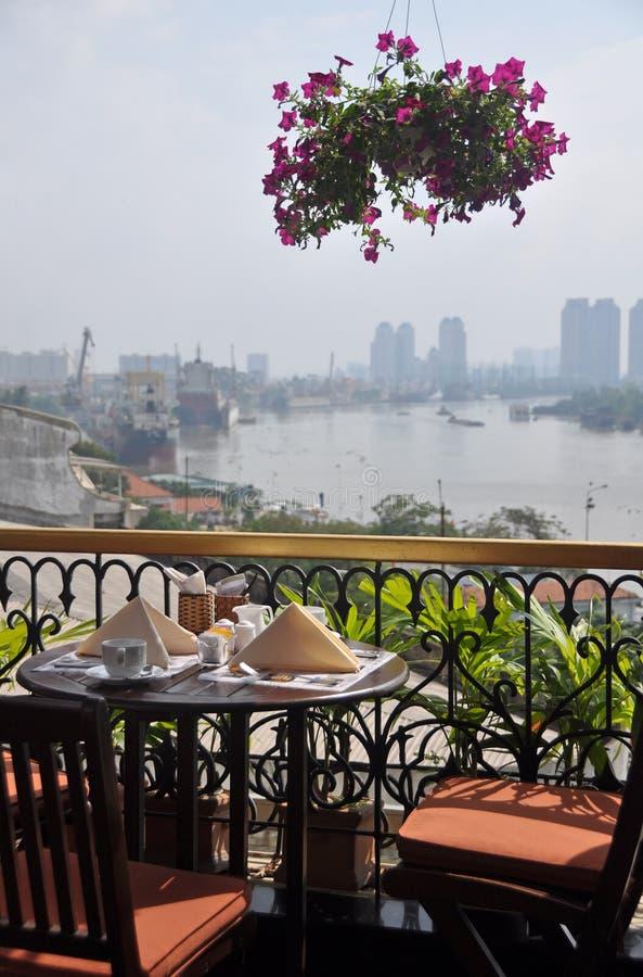 Download Minh Vietnam För Ho För Frukostchistad Arkivfoto - Bild av morgon, kopp: 19786826