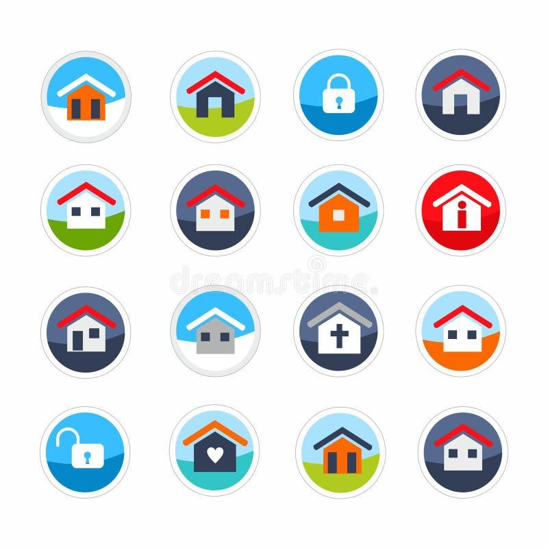 Download Minha casa ilustração do vetor. Ilustração de padlock - 65578775